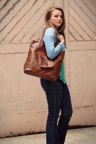 le cabas cuir vintage sac main de cours paul marius le sac en cuir. Black Bedroom Furniture Sets. Home Design Ideas