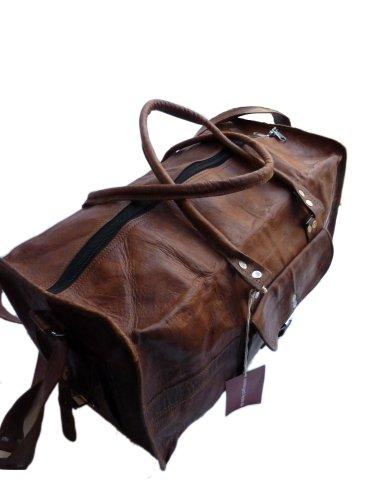 gusti cuir sac de voyage bagage main bagage cabine sac. Black Bedroom Furniture Sets. Home Design Ideas