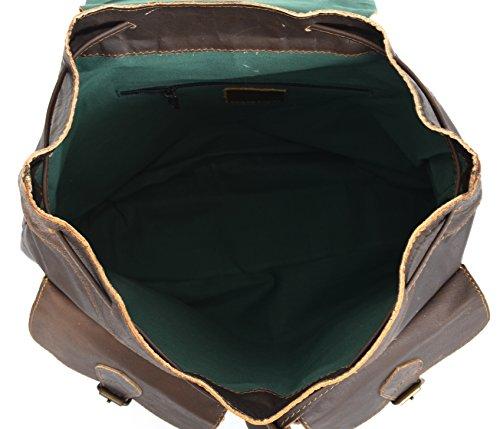 gusti cuir studio bennie sac dos sac en ville sac de voyage sac pour hommes et femmes en. Black Bedroom Furniture Sets. Home Design Ideas