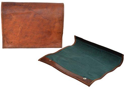 Gusti cuir nature sac bandouli re malette en cuir sac - Serviette de bureau pour homme ...