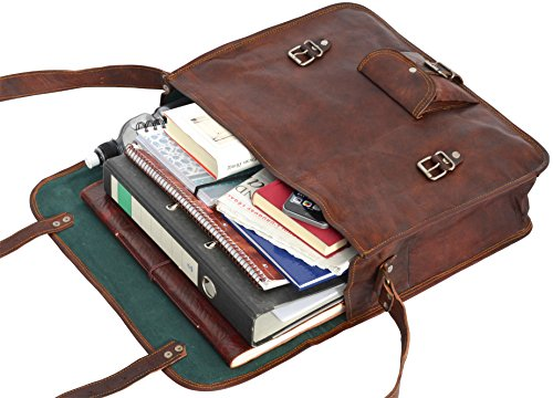 gusti sac bandouli re besace cuir v ritable cartable classeur ordinateur portable notebook. Black Bedroom Furniture Sets. Home Design Ideas