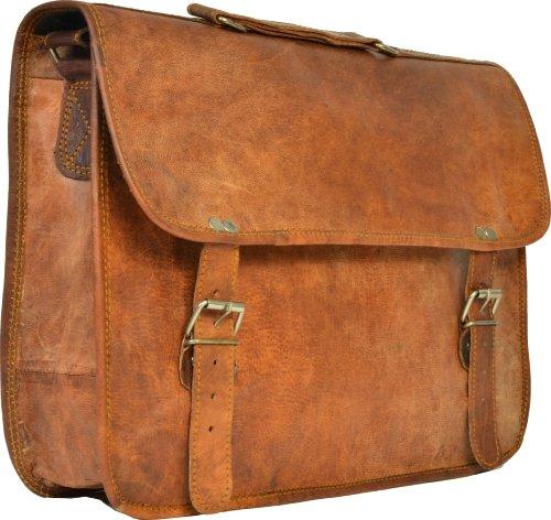 gusti sac bandouli re besace cuir v ritable rustique classeur ordinateur portable notebook. Black Bedroom Furniture Sets. Home Design Ideas