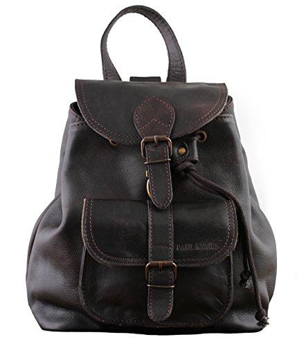paul marius petit sac dos en cuir couleur indus 39 style vintage le baroudeur le sac en cuir. Black Bedroom Furniture Sets. Home Design Ideas