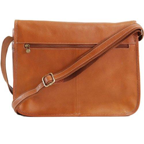 katana sac besace cuir vachette camel le sac en cuir. Black Bedroom Furniture Sets. Home Design Ideas