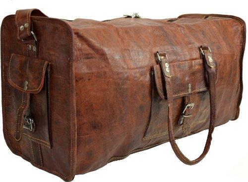 sac de voyage gusti cuir bagage main bagage cabine sac. Black Bedroom Furniture Sets. Home Design Ideas