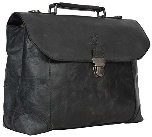 gusti cuir studio phil sac bandouli re sac business en cuir sac port paule mallette en. Black Bedroom Furniture Sets. Home Design Ideas