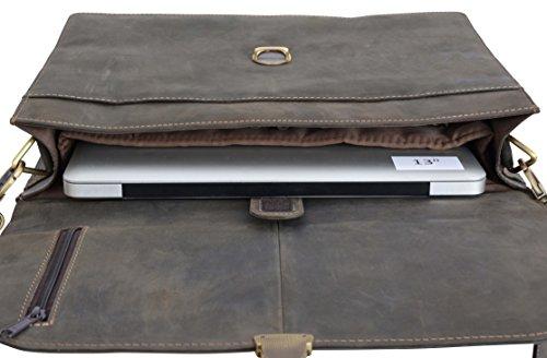 gusti cuir studio travis sac notebook 15 6 sac bandouli re serviette en cuir homme femme. Black Bedroom Furniture Sets. Home Design Ideas